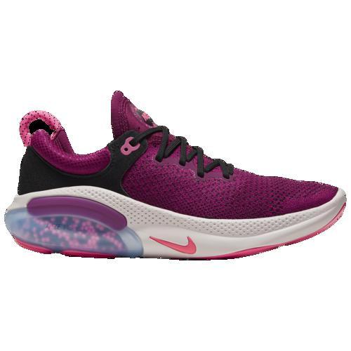 【クーポンで最大2000円OFF】(取寄)ナイキ レディース ジョイライド ラン フライニット Nike Women's Joyride Run Flyknit Raspberry Red Black Pink Blast