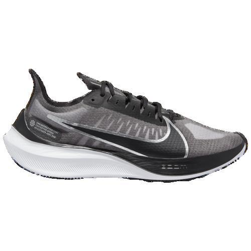 【マラソン ポイント10倍】(取寄)ナイキ レディース ズーム グラビティ Nike Women's Zoom Gravity Black Mtlc Silver Wolf Grey White