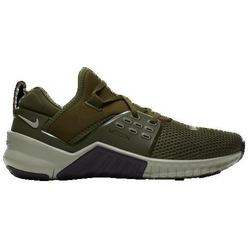 【クーポンで最大2000円OFF】(取寄)ナイキ メンズ フリー 10 メトコン 2 Nike Men's Free X Metcon 2 Legion Green Oil Grey Jade Horizon