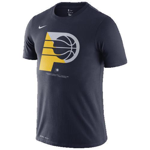 (取寄)ナイキ メンズ NBA スプリット ロゴ Tシャツ インディアナ ペイサーズ Nike Men's NBA Split Logo T-Shirt インディアナ ペイサーズ College Navy