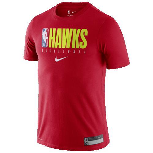 (取寄)ナイキ メンズ NBA グラフィック プラクティス Tシャツ Nike Men's NBA Graphic Practice T-Shirt University Red