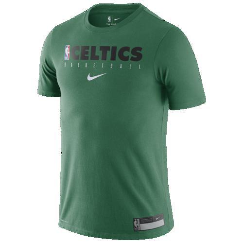 (取寄)ナイキ メンズ NBA グラフィック プラクティス Tシャツ ボストン セルティクス Nike Men's NBA Graphic Practice T-Shirt ボストン セルティクス Clover
