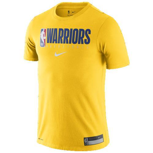 (取寄)ナイキ メンズ NBA グラフィック プラクティス Tシャツ ゴールデン ステイト ウォリアーズ Nike Men's NBA Graphic Practice T-Shirt ゴールデン ステイト ウォリアーズ Amarillo