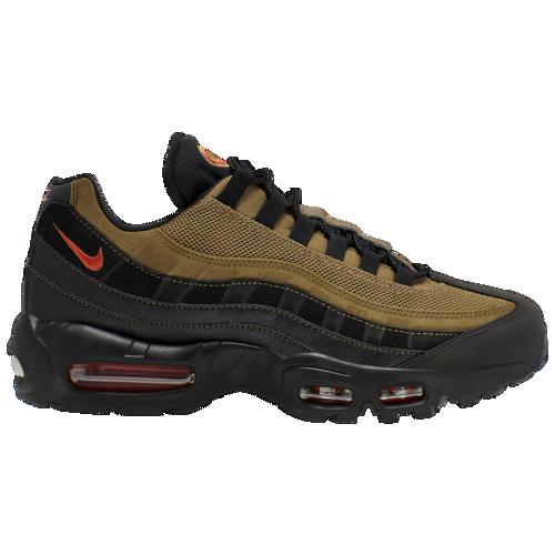 (取寄)ナイキ メンズ エア マックス 95 Nike Men's Air Max 95 Black Cosmic Clay Wheat