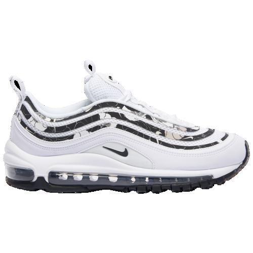 ナイキ レディース スニーカー エア マックス 97 ホワイト SE Nike Men's Air Max 97 SE Light Orewood Brown White Laser Orange White