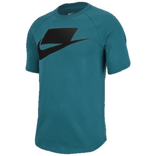 (取寄)ナイキ メンズ イノベーション Tシャツ Nike Men's Innovation T-Shirt Geode Teal Black