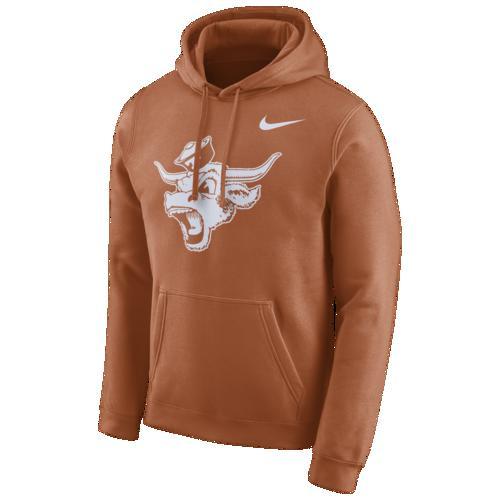 (取寄)ナイキ メンズ パーカー カレッジ クラブ フリース ボールト ロゴ PO フーディ Nike Men's College Club Fleece vault Logo PO Hoodie Desert Orange