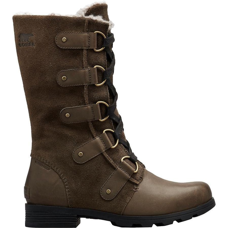(取寄)ソレル レディース エミリー レース ブーツ Sorel Women Emelie Lace Boot Major