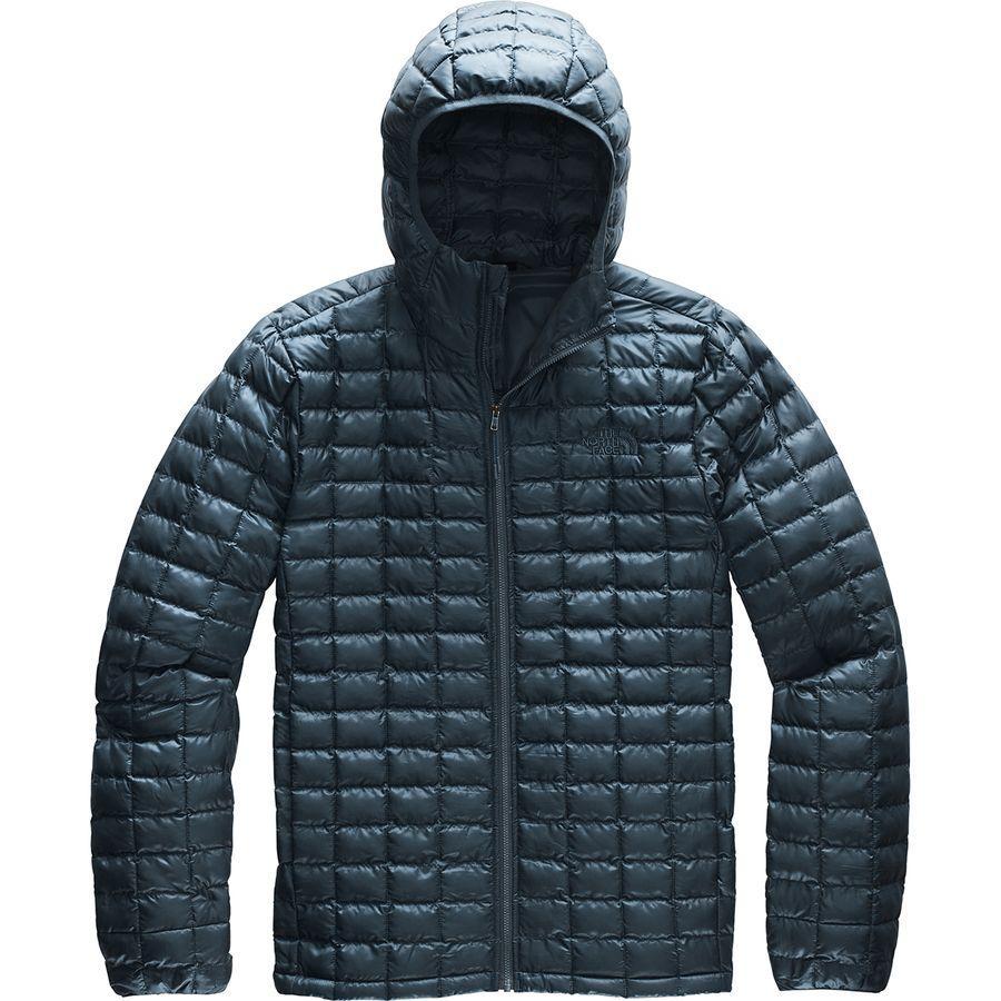 (取寄)ノースフェイス メンズ サーモボール エコ フーデッド ジャケット The North Face Men's Thermoball Eco Hooded Jacket Urban Navy Matte