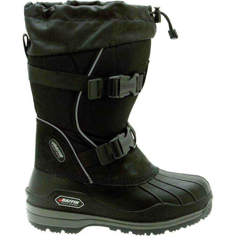 【クーポンで最大2000円OFF】(取寄)バフィン レディース インパクト ウィンター ブーツ Baffin Women Impact Winter Boot Black