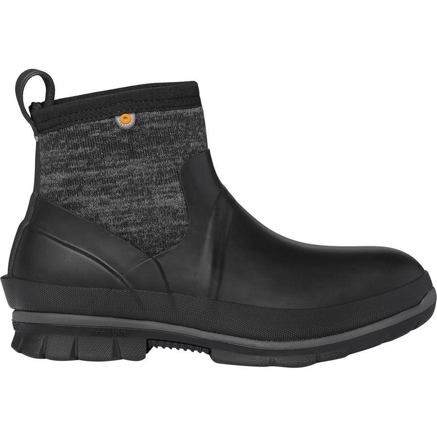 (取寄)ボグス レディース クランドル ロウ ニット ブーツ Bogs Women Crandall Low Knit Boot Black Multi