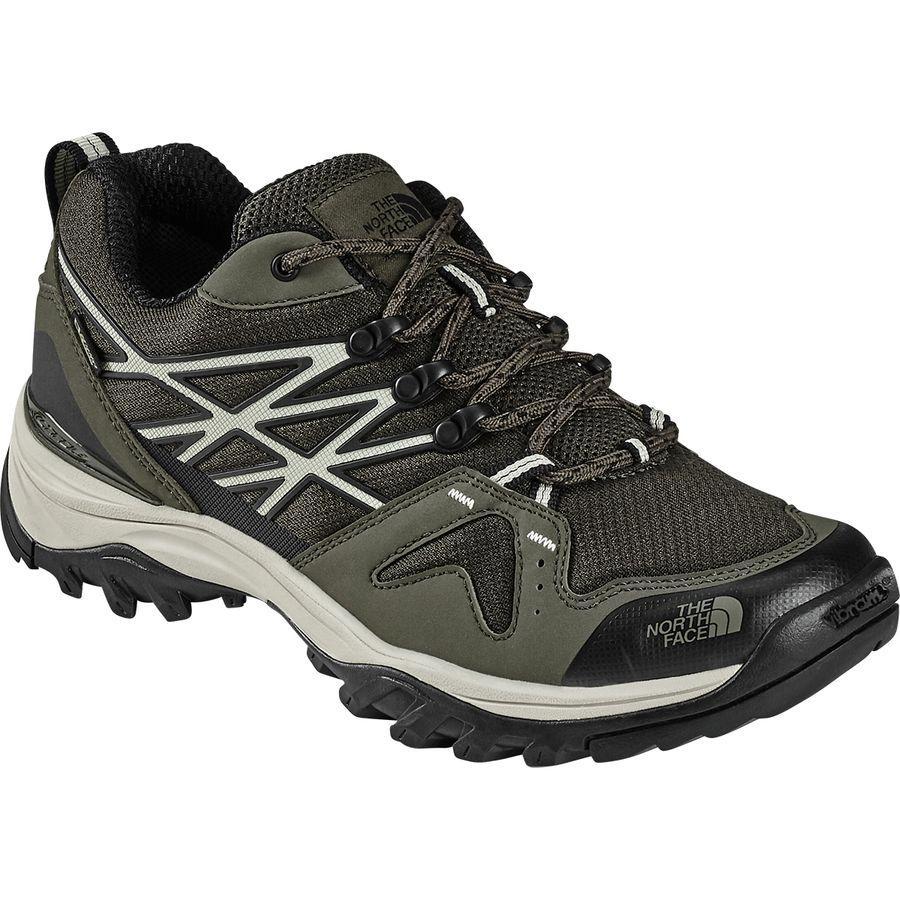 (取寄)ノースフェイス メンズ ヘッジホッグ ファストパック Gtx ハイキング シューズ ハイキングシューズ The North Face Men's Hedgehog Fastpack GTX Hiking Shoe New Taupe Green/Tnf Black