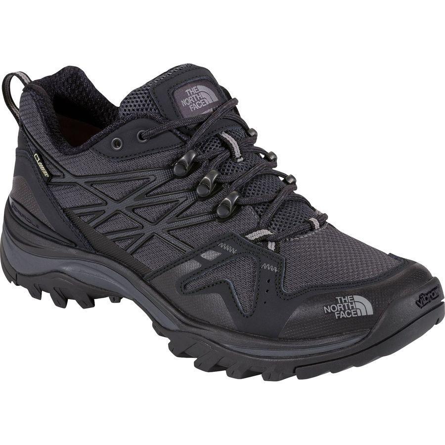 【クーポンで最大2000円OFF】(取寄)ノースフェイス メンズ ヘッジホッグ ファストパック Gtx ハイキング シューズ ハイキングシューズ The North Face Men's Hedgehog Fastpack GTX Hiking Shoe Tnf Black/High Rise Grey
