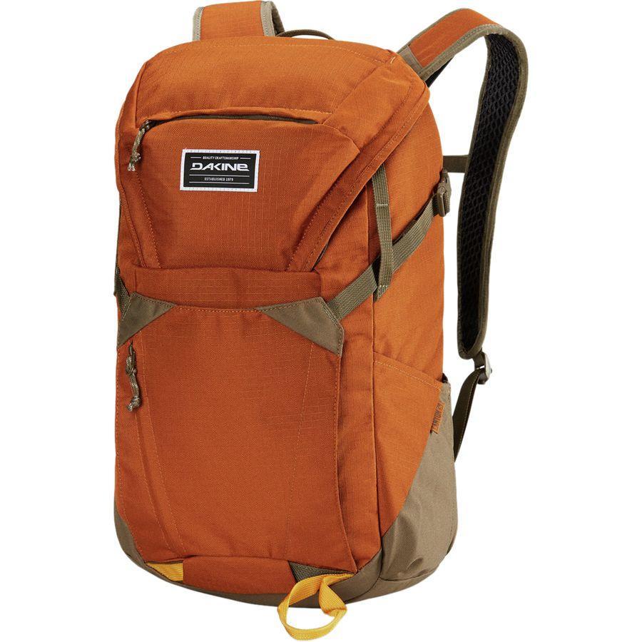 【クーポンで最大2000円OFF】(取寄)ダカイン ユニセックス キャニオン 24L バックパック DAKINE Men's Canyon 24L Backpack Ginger