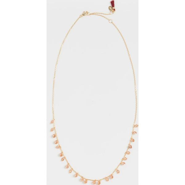 (取寄)シャシ デリカシー ネックレス Shashi Delicacy Necklace Gold