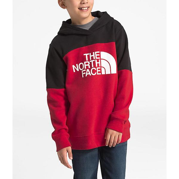 (取寄)ノースフェイス ボーイズ メトロ ロゴ プルオーバー フーディ The North Face Boys' Metro Logo Pullover Hoodie