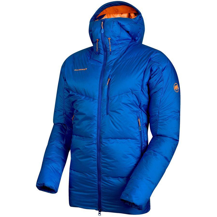 (取寄)マムート メンズ アイガーヨッホ プロ イン フーデッド ジャケット Mammut Men's Eigerjoch Pro IN Hooded Jacket Ice