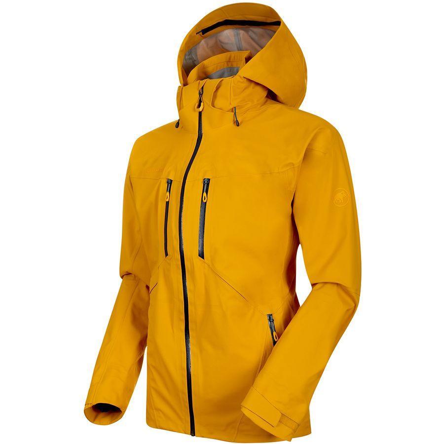 (取寄)マムート メンズ ストーニー HS ジャケット Mammut Men's Stoney HS Jacket Golden