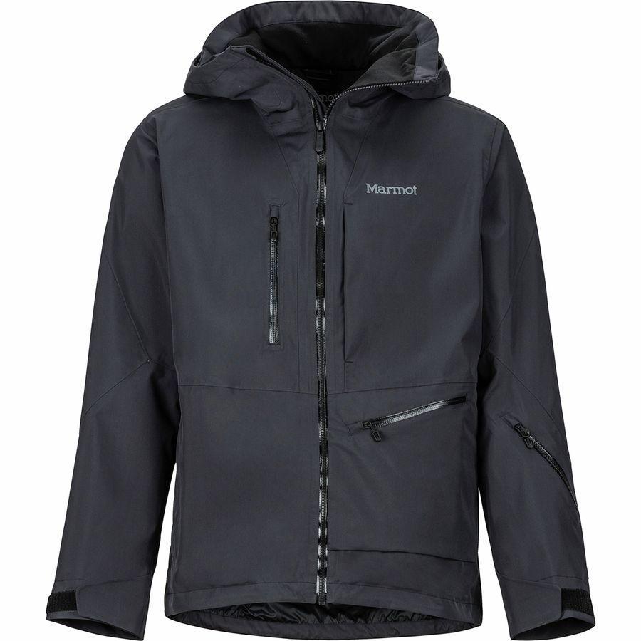 【マラソン ポイント10倍】(取寄)マーモット メンズ レフュージ ジャケット Marmot Men's Refuge Jacket Black