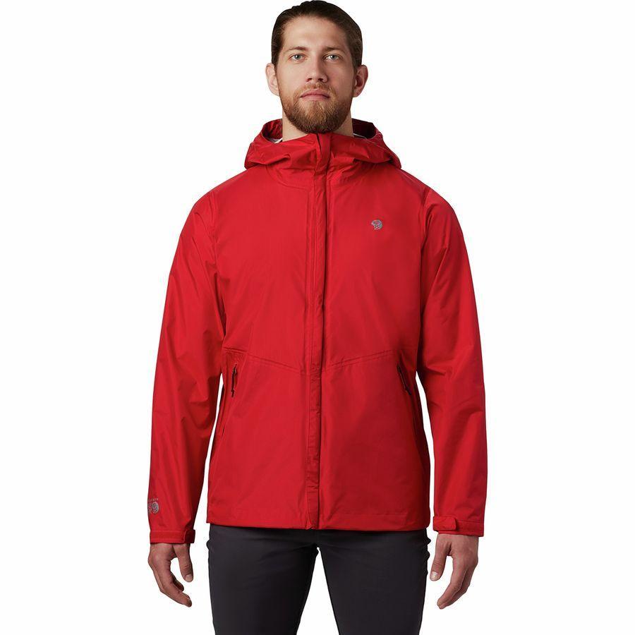 (取寄)マウンテンハードウェア メンズ アカディア ジャケット Mountain Hardwear Men's Acadia Jacket Racer