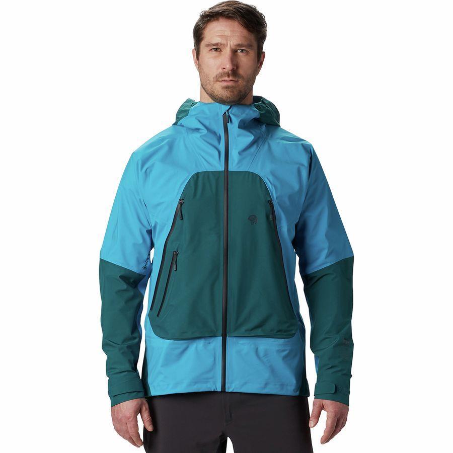 (取寄)マウンテンハードウェア メンズ ハイ エクスポーザー Gore-TexC-Knit ジャケット Mountain Hardwear Men's High Exposure Gore-Tex C-Knit Jacket Traverse