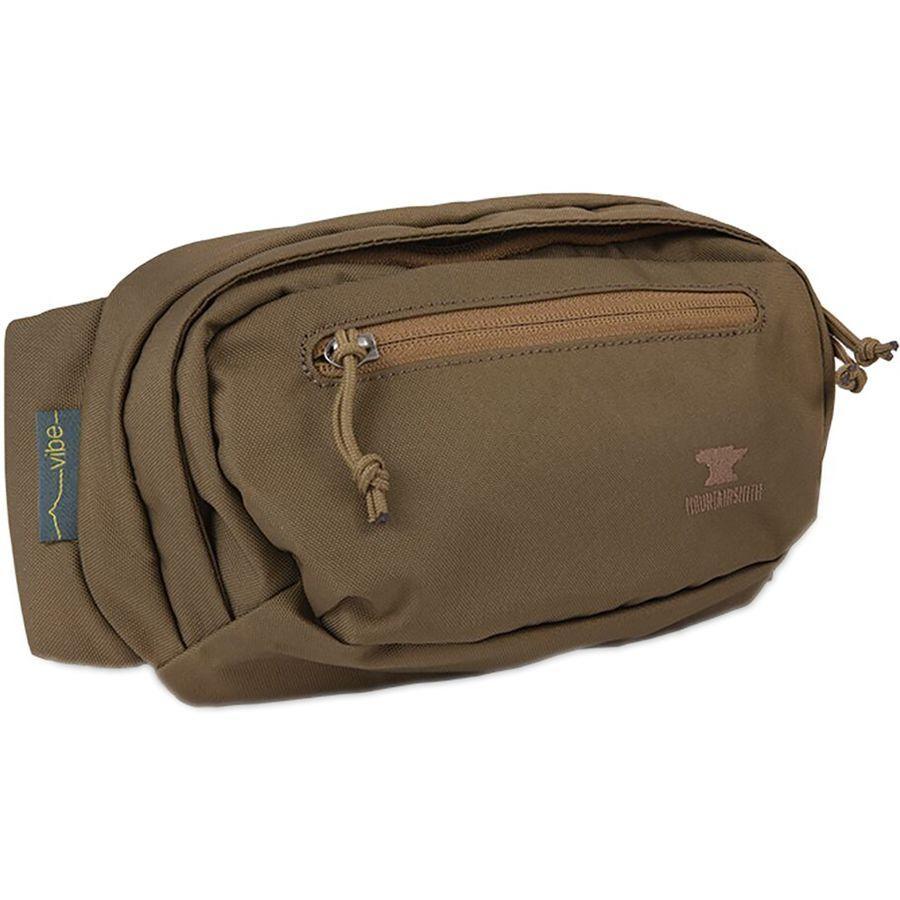 (取寄)マウンテンスミス ユニセックス ヴァイブ 1.5Lランバー パック Mountainsmith Men's Vibe 1.5L Lumbar Pack Otter Brown