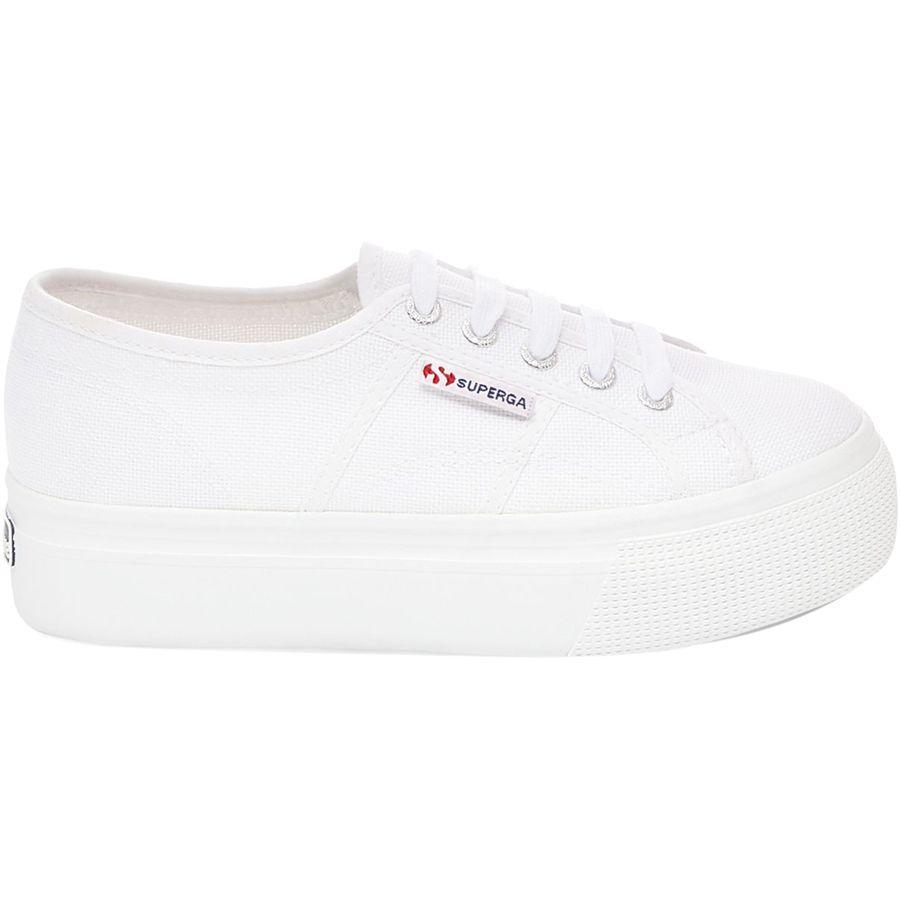 (取寄)スペルガ レディース 2790Acotw シューズ Superga Women 2790 Acotw Shoe White