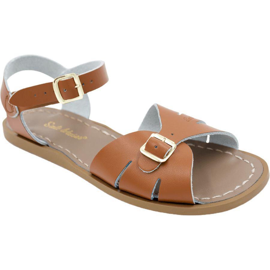 (取寄)ソルトウォーターサンダル レディース クラシック 900シリーズ サンダル Salt Water Sandals Women Classic 900 Series Sandal Tan