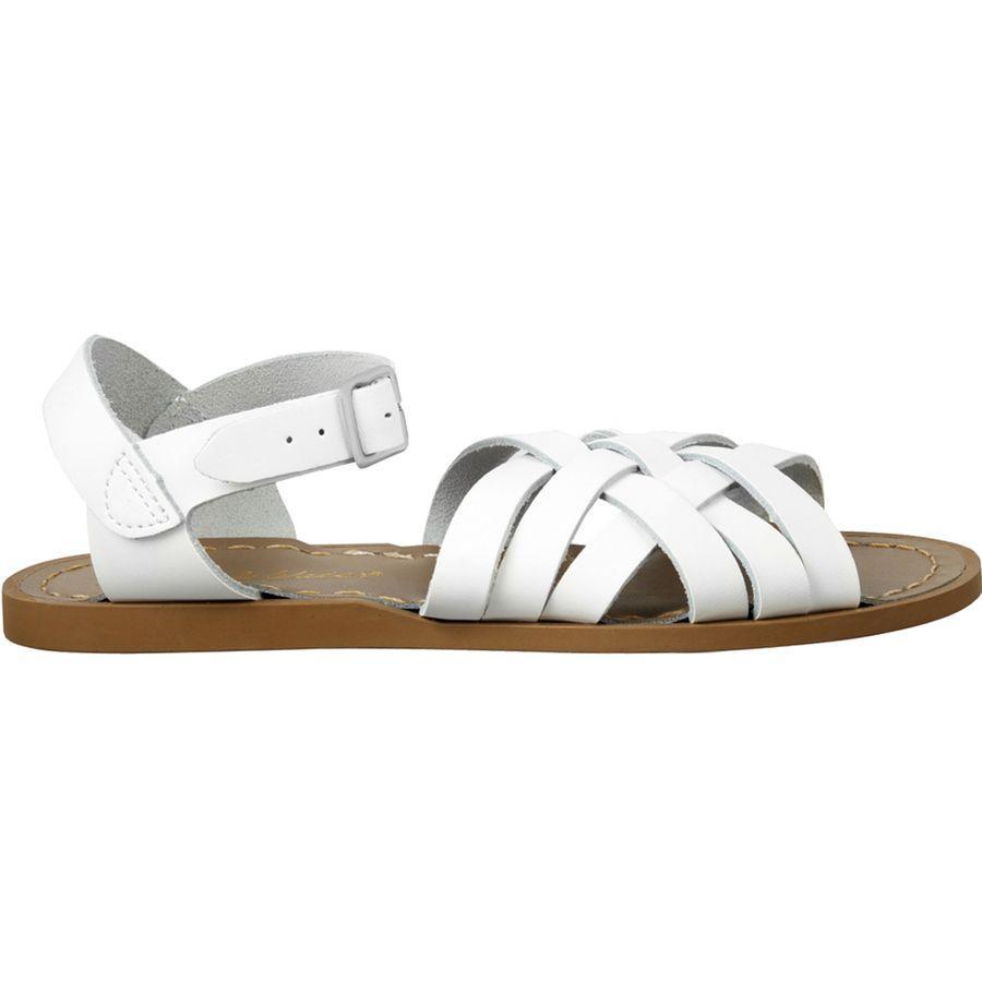 (取寄)ソルトウォーターサンダル レディース レトロ 600シリーズ サンダル Salt Water Sandals Women Retro 600 Series Sandal White