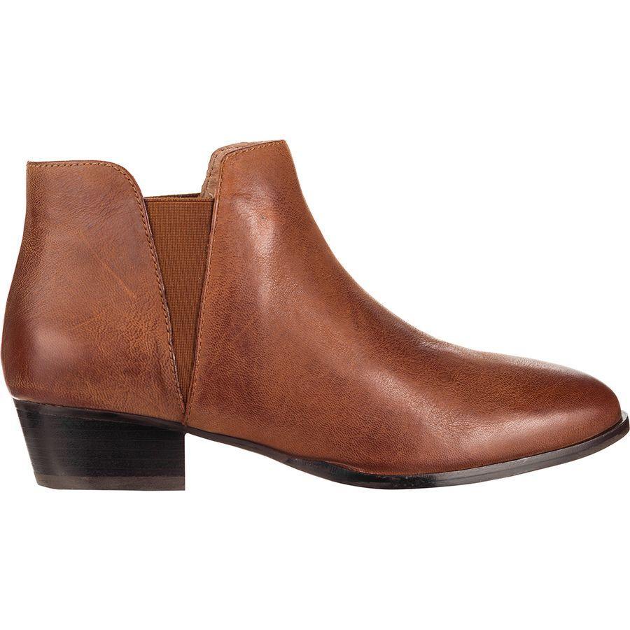 (取寄)セイシェルズ レディース フットウェアー ウエイティング フォー ユー ブーツ Seychelles Women Footwear Waiting For You Boot Brown Leather