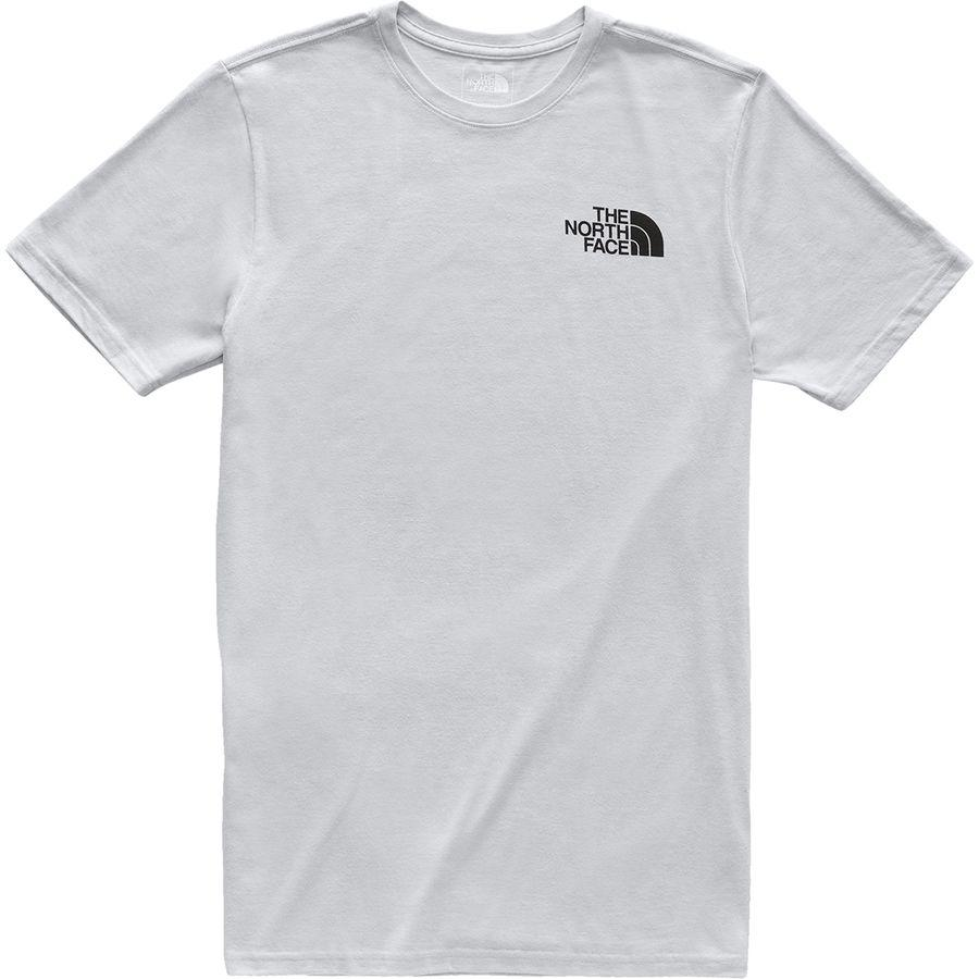(取寄)ノースフェイス メンズ アーカイブド Tri-Blend Tシャツ The North Face Men's Archived Tri-Blend T-Shirt Tnf Light Grey Heather