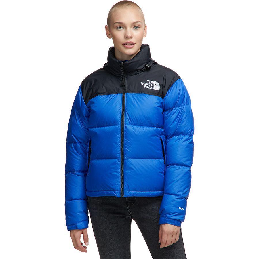【クーポンで最大2000円OFF】(取寄)ノースフェイス レディース 1996レトロ ヌプシ ジャケット The North Face Women 1996 Retro Nuptse Jacket Tnf Blue