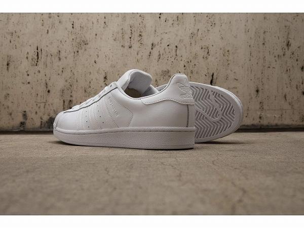 (取寄)アディダス オリジナルス ユニセックス スーパースター ファウンデーション  adidas originals Unisex Superstar Foundation White/White