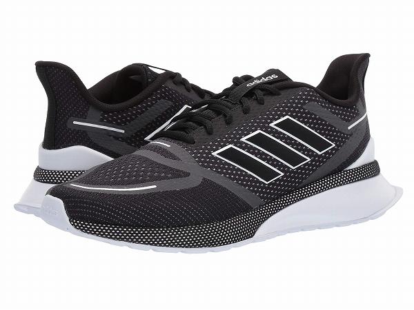 (取寄)アディダス メンズ ノヴァ ラン ランニングシューズ adidas Men's Nova Run Core Black/Core Black/Footwear White
