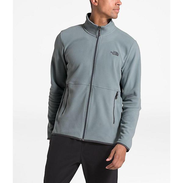 (取寄)ノースフェイス メンズ TKA グレイシャー フル ジップ ジャケット The North Face Men's TKA Glacier Full Zip Jacket Mid Grey / Mid Grey