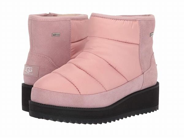 (取寄)アグ レディース リッジ ミニ UGG Women Ridge Mini  Pink Crystal