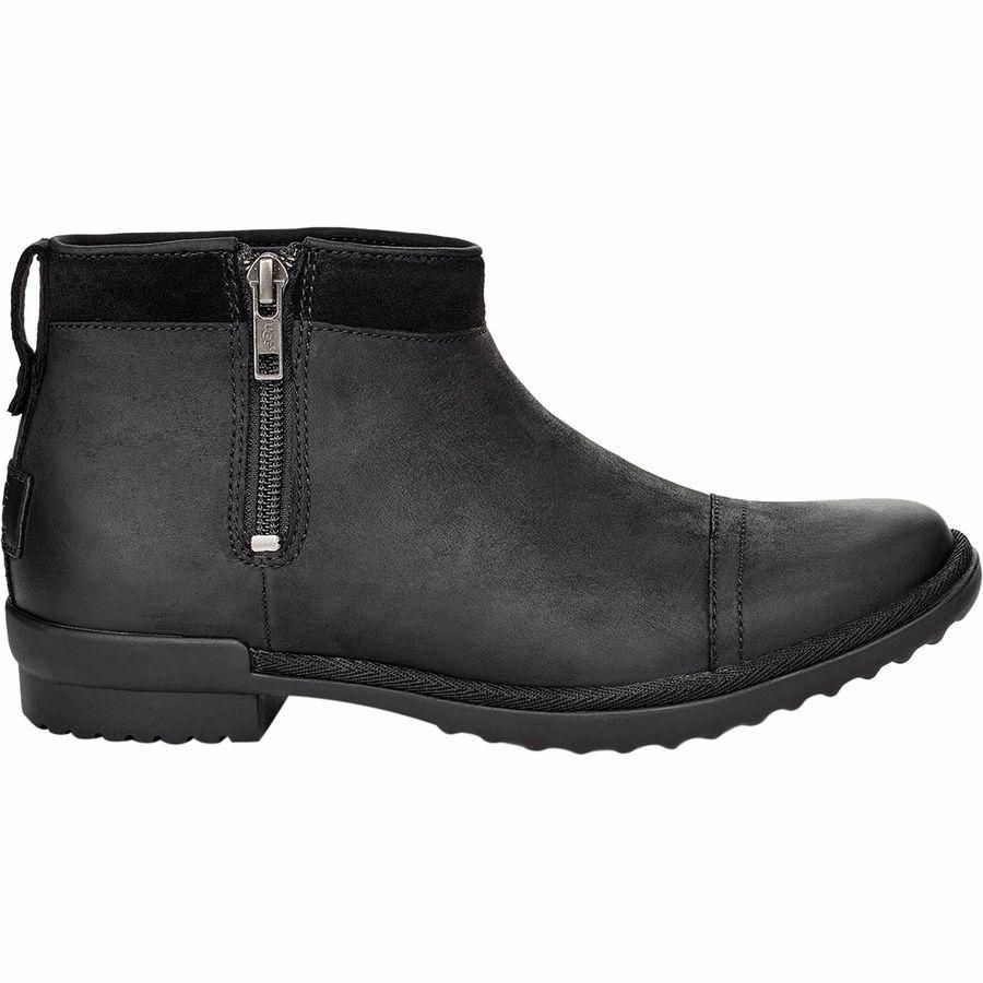 (取寄)アグ レディース アテル ブーツ UGG Women Attell Boot Black