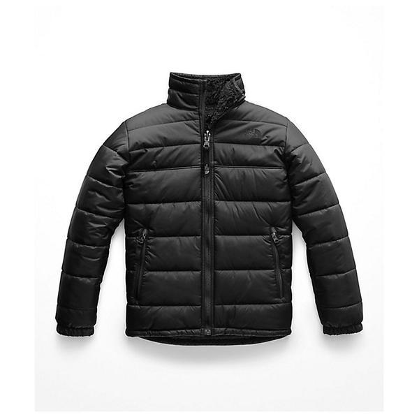 (取寄)ノースフェイス ボーイズ リバーシブル マウント チンボラソ ジャケット The North Face Boys' Reversible Mount Chimborazo Jacket TNF Black / TNF Black