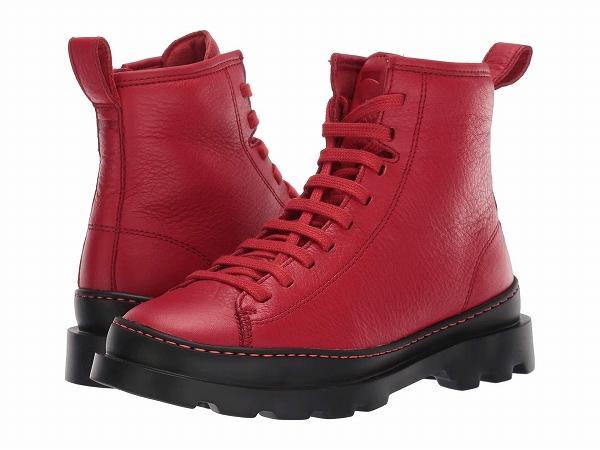 カンペール シューズ【靴 ブーツ】【ファッション ブランド】【レディース 大きいサイズ ビックサイズ】 (取寄)カンペール レディース ブルータス  Camper Women Brutus Red