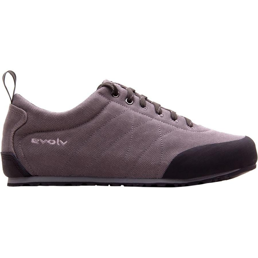 (取寄)イボルブ メンズ クルーザー サイケ アプローチ シューズ Evolv Men's Cruzer Psyche Approach Shoe Granite