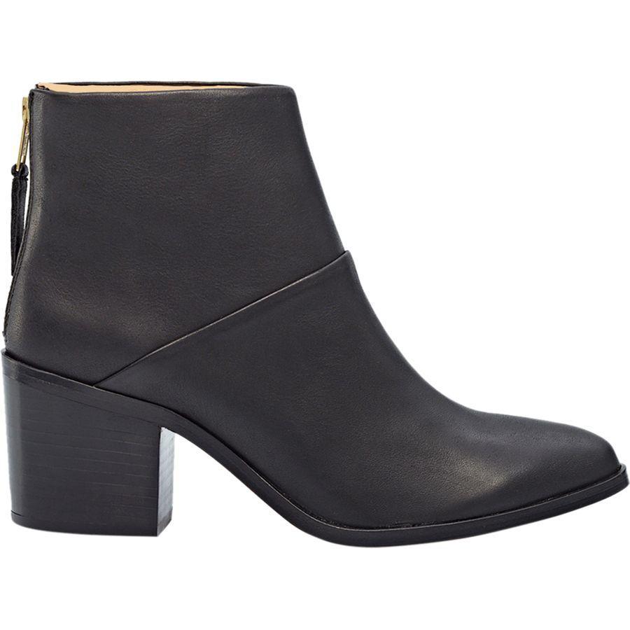 (取寄)Nisolo レディース ダリ ブーツ Nisolo Women Dari Boot Black
