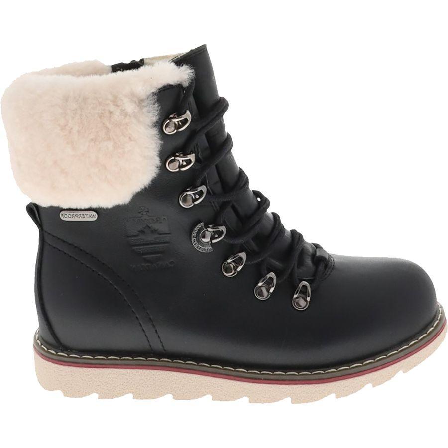 (取寄)ロイヤル カナディアン レディース ケンブリッジ ブーツ Royal Canadian Women Cambridge Boot Black