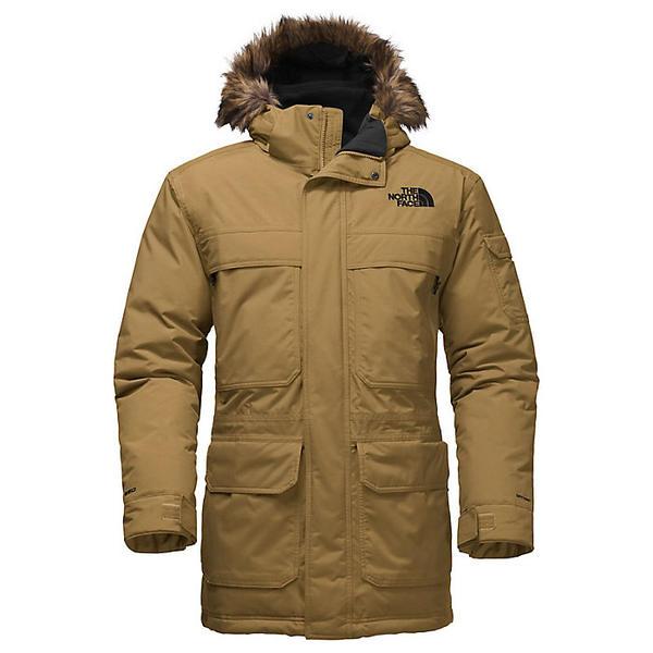 (取寄)ノースフェイス メンズ マクマード パーカー 3 The North Face Men's McMurdo Parka III British Khaki