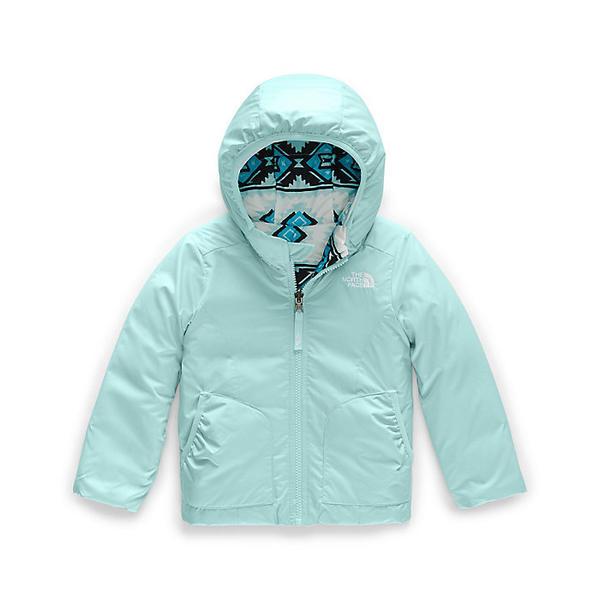 (取寄)ノースフェイス トドラー ガールズ リバーシブル ペリート ジャケット The North Face Toddler's Girls Reversible Perrito Jacket Windmill Blue