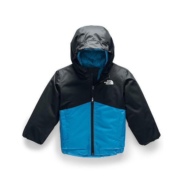 (取寄)ノースフェイス トドラー スノークエスト インスレート ジャケット The North Face Toddler's Snowquest Insulated Jacket Acoustic Blue