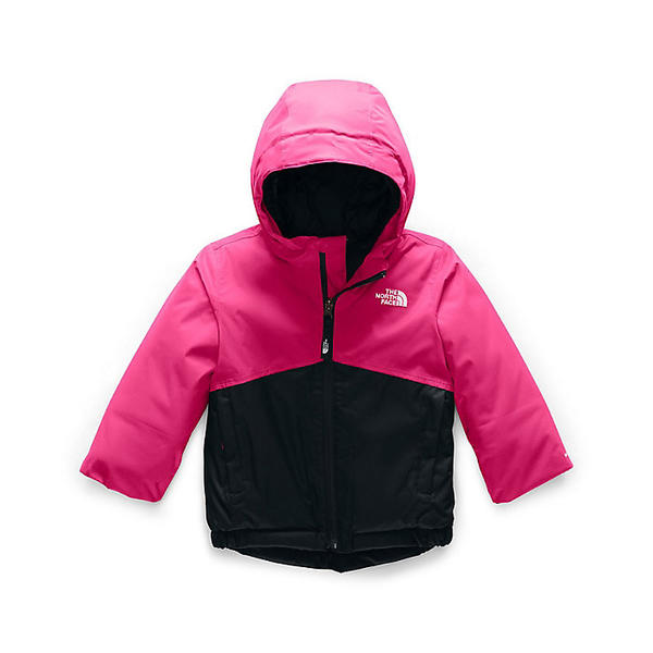 【エントリーでポイント10倍】(取寄)ノースフェイス トドラー スノークエスト インスレート ジャケット The North Face Toddler's Snowquest Insulated Jacket Mr. Pink