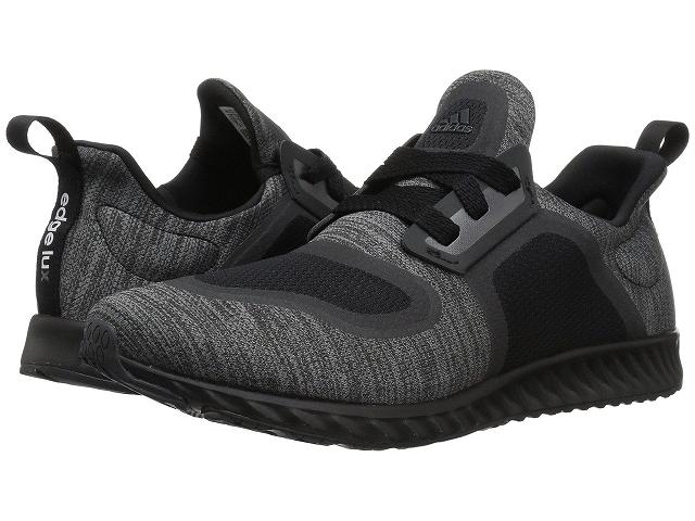 【クーポンで最大2000円OFF】(取寄)アディダス レディース ランニング エッジ ラックス クライマ ランニングシューズ adidas Women Running Edge Lux Clima Black/Carbon/White