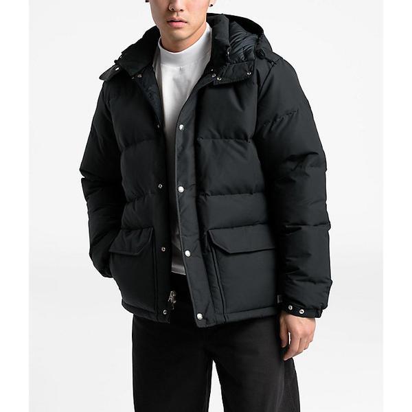 【クーポンで最大2000円OFF】(取寄)ノースフェイス メンズ ダウン シェラ 3.0 ジャケット The North Face Men's Down Sierra 3.0 Jacket TNF Black