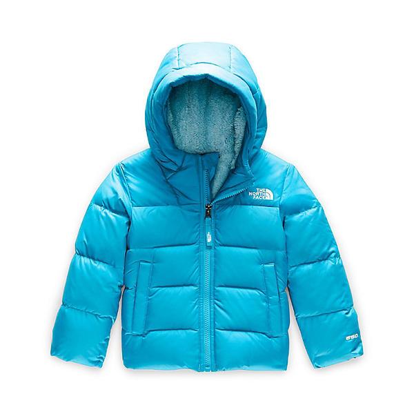 【クーポンで最大2000円OFF】(取寄)ノースフェイス トッドラー ムーンドギー ダウン ジャケット The North Face Toddlers' Moondoggy Down Jacket Turquoise Blue