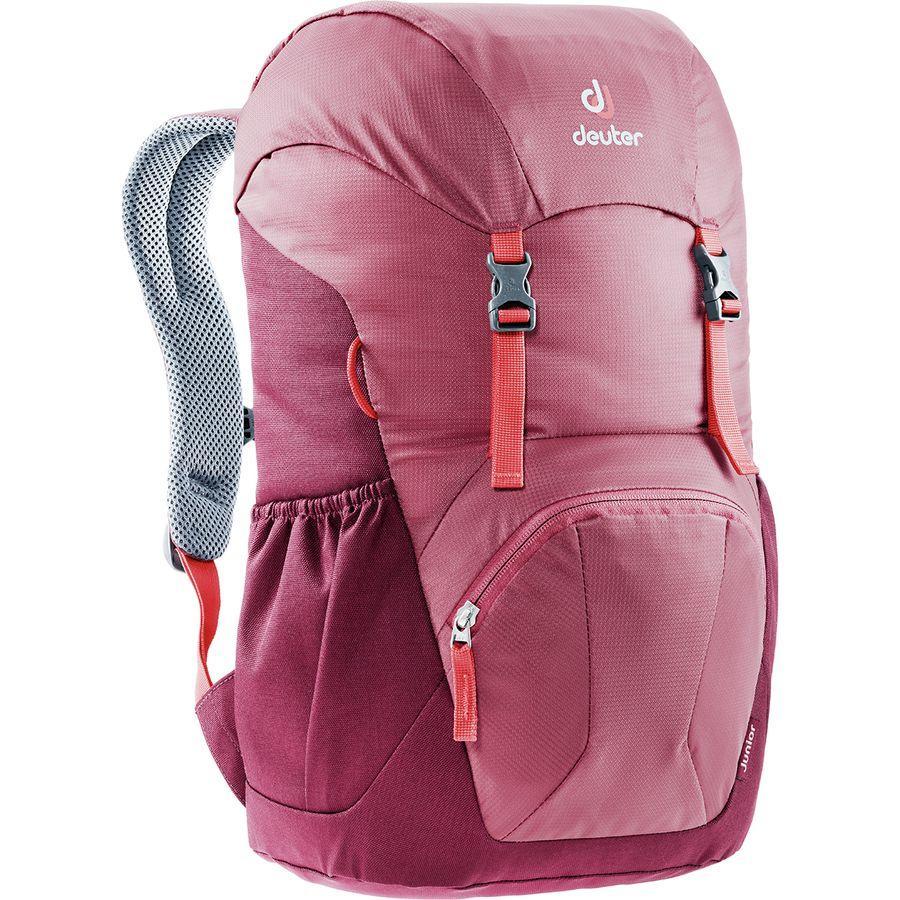 【クーポンで最大2000円OFF】(取寄)ドイター ユニセックス ジュニア 18L バックパック Deuter Men's Junior 18L Backpack Cardinal/Maroon